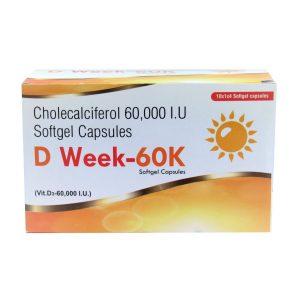 D Week 60 K Dweek 60k 2
