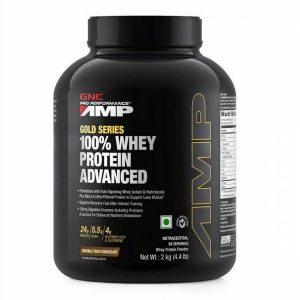 GNC Whey Protein Advanced  2 kg Double Rich Chocolate