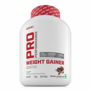 GNC Pro Performance Weight Gainer 6.6 lbs 3 kg Double Chocolate a