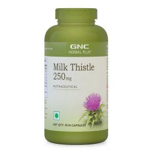 Herbal Plus Milk Thistle 250 mg