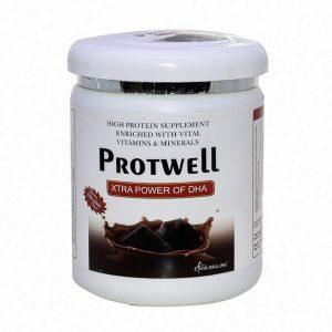 Protwell Protien Powder Chocolate Flavour