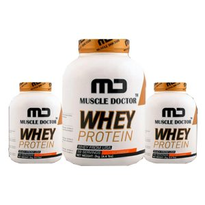 Muscle Doctor Whey Protein Whey from USA Cream Cookies