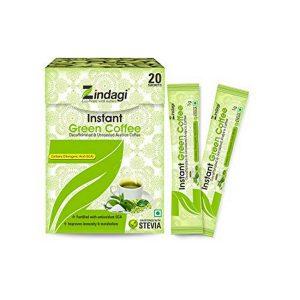 Zindgi Instant Green Coffee