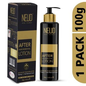 NEUD After Hair Removal Lotion for Skin Care in Men and Women 1