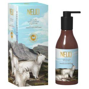 NEUD Goat Milk Premium Hair Conditioner for Men Women 1