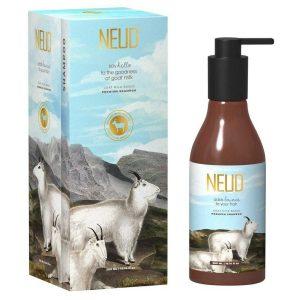 NEUD Goat Milk Premium Shampoo for Men Women 1