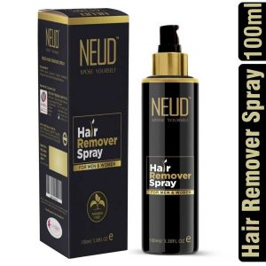 NEUD Hair Remover Spray for Men and Women