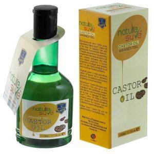 Nature Sure Castor Oil Arandi Tail for Men and Women 1 Pack 110ml3