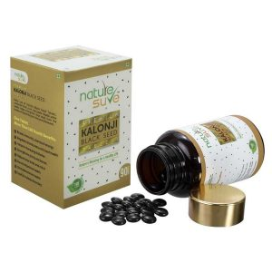 Nature Sure Premium Kalonji Tablets for Men and Women Extracted From Black Seed Nigella sativa Seeds 2