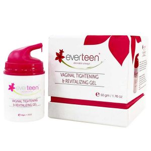 Everteen Vaginal Tightening and Revitalizing Gel for Women Large Pack 50 gm of Each Pack  everteen Vaginal Tightening and Revitalizing Gel for Women Large Pack 50gm3 1