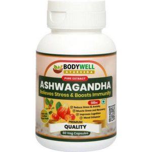 BODYWELL Ashwagandha Pure Extract Capsule