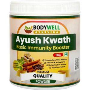 BODYWELL Ayush Kwath Powder Kadha
