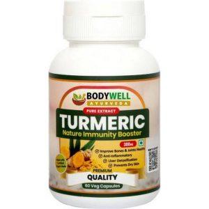 BODYWELL Turmeric Haridra Extract Capsule