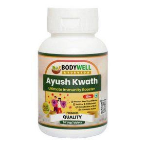 BodyWell Ayush Kwath Veg Tablet