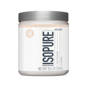 Isopure L Glutamine Unflavoured 10.5 oz 300g