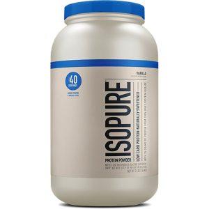 Isopure Protein Powder Natural Flavor