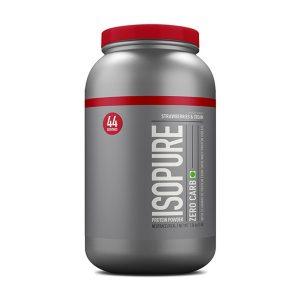 Isopure Zero Carb Protein Powder 3 lb