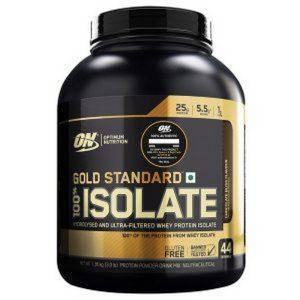 Optimum Nutrition ON Gold Standard 100 Isolate 1