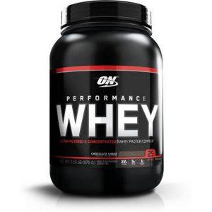 Optimum Nutrition ON Performance Whey 1 Kg Chocolate Milkshake Flavour 1 1