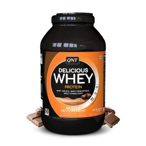 delicious whey protein blend belgian chocolate 2kg 1