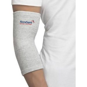 ACCUSURE Elbow Support Bamboo