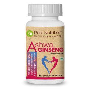 Ashwa Ginseng 30 tabs