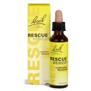 Bach Rescue Remedy Natural Stress Reliever 10 Ml
