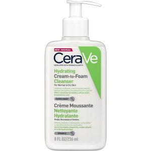 CeraVe Hydrating Cleanser Normal To Dry Skin 236ml