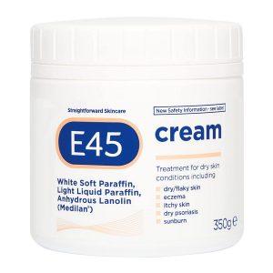 E45 Dermatological Cream 350 G