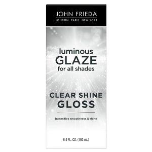 John Frieda Liquid Shine Clear Hair Glaze 6.5 Fluid Ounce