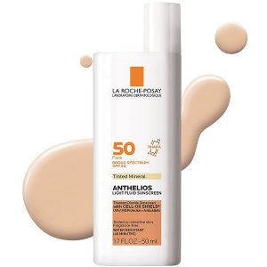 La Roche Posay Anthelios 50 Mineral Tinted Ultra Light Sunscreen Fluid 50Ml