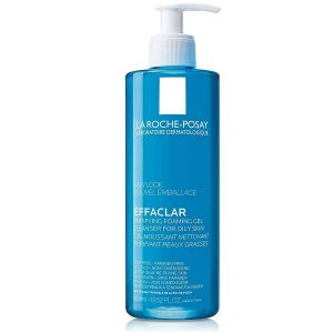 La Roche Posay Effaclar Purifying Foaming Gel For Oily Sensitive Skin 400ml Or 13.5oz