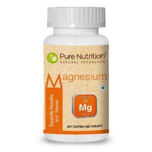 Magnesium oxide 60 caps