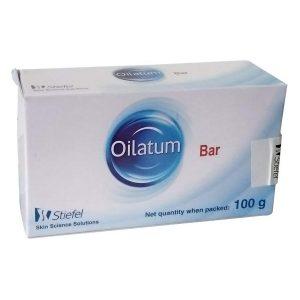 Oilatum 6 Soap Bars for Dry Skin 100 g