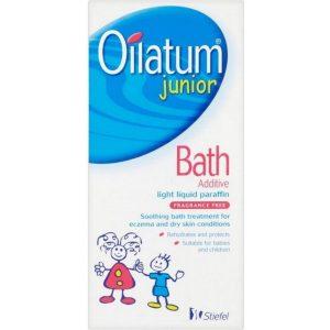 Oilatum Junior Bath Formula 150ml By Oilatum