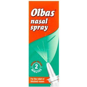 Olbas Oil Nasal Spray 20ml 1
