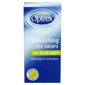 Optrex Refreshing Eye Drops by Optrex 10ML