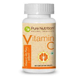 Vitamin C 1250mg 60 tabs