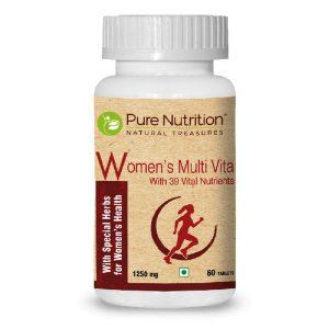 Womens Multi Vita 60 tabs