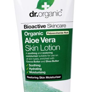 organic alovera skin lotion 1