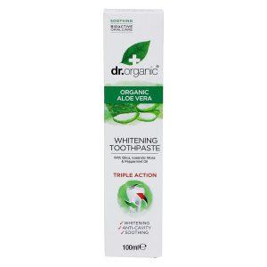 organic alovera whitening toothpaste 1