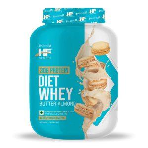 HF Series Diet Whey, High Protein (Butter Almonds 1)