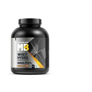 MuscleBlaze Whey Hydro Hydrolyzed Whey Protein Cafe Mocha
