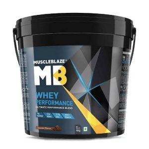 MuscleBlaze Whey Performance 70 Protein